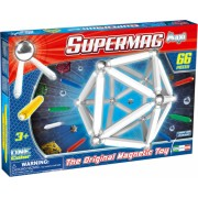 Supermag Maxi One Color - Set Constructie 66 Piese Supermag