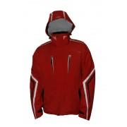 Kabát Trimm Radical piros / fehér / fekete