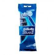 Gillette Blue II pohotové holítko 5 ks pro muže