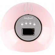 IsabelleNails Lampa do paznokci OVO dual led 72W różowa - Różowy