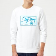 Stay Strong Est. 2007 Sweatshirt - White - S - White