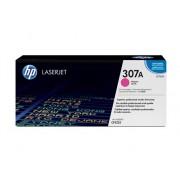HP Cartucho de tóner original LaserJet HP 307A magenta para ColorLaserjet series CP5225