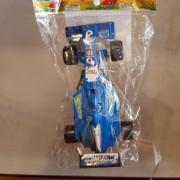 Juguete Autito F1 Plastico A Friccion 13cm