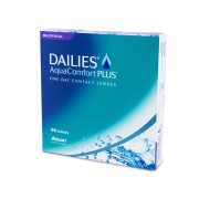 Dailies AquaComfort Plus Multifocal (90 lenses)
