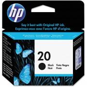 Cartucho de Tinta HP 20-Negro