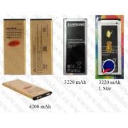 Samsung Galaxy Note 4 N910 батерия 3220/4200 mAh