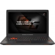 "Laptop Gaming ASUS ROG STRIX GL553VD-FY027 (Procesor Intel® Core™ i7-7700HQ (6M Cache, up to 3.80 GHz), Kaby Lake, 15.6""FHD, 16GB, 1TB @7200rpm, nVidia GeForce GTX 1050@4GB, Wireless AC, Tastatura iluminata)"