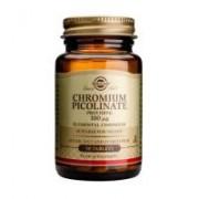Chromium picolinate 100 mcg 90tbl SOLGAR