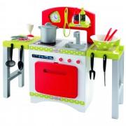 Uitklapbare keuken met 18 accessoires