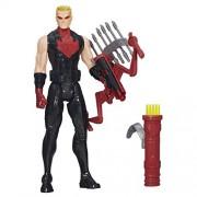 "Marvel Avengers Titan Hero Series Lightning Bow Hawkeye Exclusive 12"" Action Figure [Titan Hero Seri"
