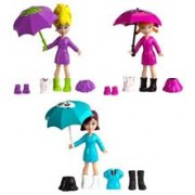 Jucarie Polly Pocket Playset Rainy Day