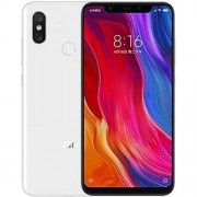 "Xiaomi Mi 8 15.8 cm (6.21"") 6 GB 128 GB SIM Dual 4G Blanco 3400 mAh Smartphone (15.8 cm (6.21""), 6 GB, 128 GB, 12 MP, Android 8.1, Blanco)"