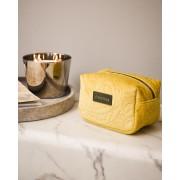 Essenza Essenza make-up tasje Lucy velvet mustard