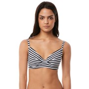 Roxy Womens Prt Roxy Essentials Bra Bikini Bright White Basic