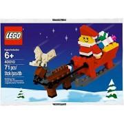 Lego Holiday Seasonal Christmas Santa Claus 40010