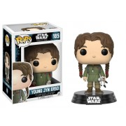 Funko POP! Star Wars Rogue One W2 Young Jyn Erso