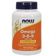 Now Omega 3-6-9 kapszula - 100db