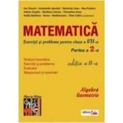 Matematica Clasa a 7-a Partea a 2-a. Exercitii si probleme Ed.2 - Ion Chesca Constatin Apostol Gina Caba