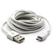 Onlineshoppee Micro USB Fast Charging Cable USB Size- 1.5 Meter Pack Of 1