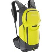 Evoc FR Lite Race 10L Mochila protetora Cinzento Amarelo M L