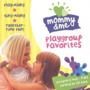 Video Delta Mommy & Me - Playgroup Favorites - CD