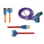 LED Charging Cable For Apple iPhone 4s 32GB CODEfK-2818
