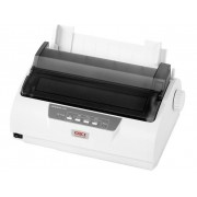 OKI ML1120 eco Naaldprinter 375 cps 9-naalds printkop, Smalle invoer, Printbereik 80 karakters USB, Parallel, RS-232