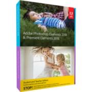 ADOBE Photoshop Elements 2018 & Premiere Elements 2018 - Education - Windows