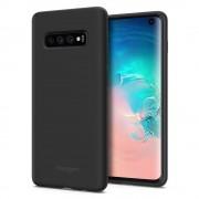 Carcasa Spigen Silicone Fit Samsung Galaxy S10 Black