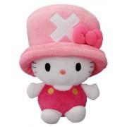 Hello Kitty x one Piece Plush Doll (Hello Kitty)