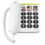 Doro Phoneeasy 331PH Bianco