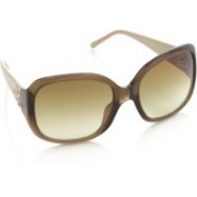 Givenchy Over-sized Sunglasses(Brown)