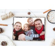 Print Express t/a Printerpix From £6.99 (from Printerpix) for one 20x15cm stone photo slate!