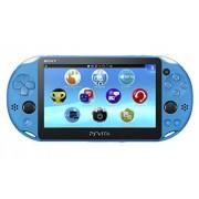 Sony PlayStation Vita Wi-Fi model Aqua Blue (PCH-2000ZA23) Japanese Ver. Japan Import