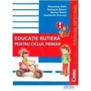 Educatie rutiera pentru ciclul primar - Florentina Chifu Georgeta Birsan Marian Motoc