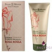 Frais Monde - Red Rose Body Cream (200ml) - Testápoló