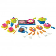 Playgo 30 Piece My Tabletop Cooker Set 3686