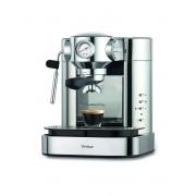 Espressor manual Trisa Espresso Bar 1165W 1.5l inox