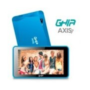 TABLET GHIA AXIS7 WIFI T7718A/5PTOS/QUAD/1GB/8GB/2CAM/WIFI/ANDROID 7/BLUETOOTH/AZUL