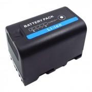 Bateria con el indicador BP-U30 2200mAh 14.4V de Full-Decoded para los PMWs de SONY