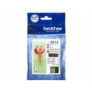 Brother Pack 4 Cartuchos BROTHER LC3213 XL Colores
