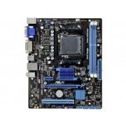 Asus M5A78L-M LE/USB3 Moederbord Socket AMD AM3+ Vormfactor Micro-ATX Moederbord chipset AMD® 760G