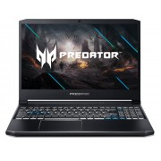 Acer Predator Helios 300, PH315-53-79FV, Core i7 10750H (2.60GHz up to 5.00GHz, 12MB), Лаптоп 15.6''