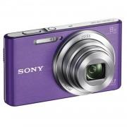 SONY DSCW830V 20,1 Megapixel compacte digitale camera - paars