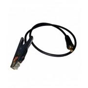 Clesti sudura 16mm, clesti holder electrozi cu cablu