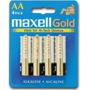 Батерии Maxell LR6 1.5V blister - ML-BA-LR6-BLIST