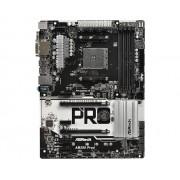Материнская плата ASRock AB350 Pro4