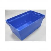 Transportbehälter aus PP Volumen 25 l, VE 4 Stk blau