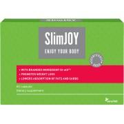 SlimJoy Capsules - kapsułki odchudzające - niższa absorpcja tłuszczów i węglowodanów, 1-miesięczny program