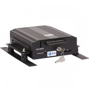 Sistem Supraveghere Auto 4 camere iUni, GPS